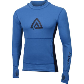 Aclima Warmwool - Sous-vêtement Homme - bleu
